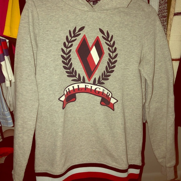 Tommy Hilfiger Sweaters - Tommy Hilfiger hoodie